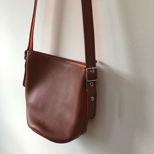 COACH Crossbody bag. Carried once. Perfect cond.